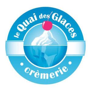 Logo - Le Quai des Glaces
