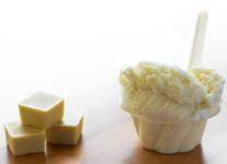 Saveurs de gelato sucre à la crème du Quai des glaces