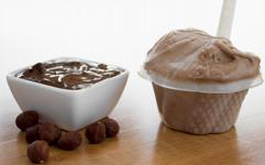 Saveurs de gelato nutella du Quai des glaces