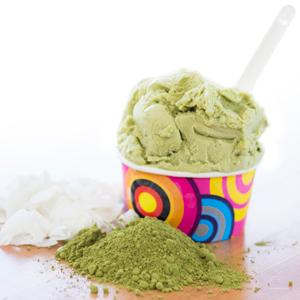 coco-matcha (glace vegan)