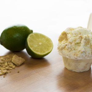 Gelato Key Lime Pie
