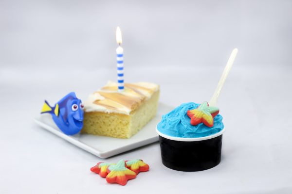 Gelato gâteau Dory